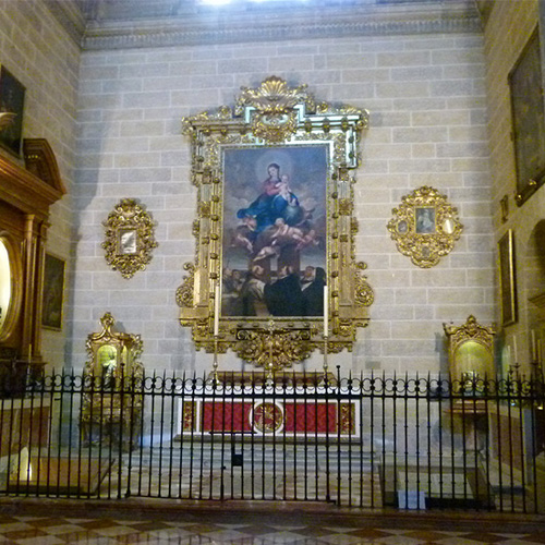 Capilla de Nuestra Señora del Rosario