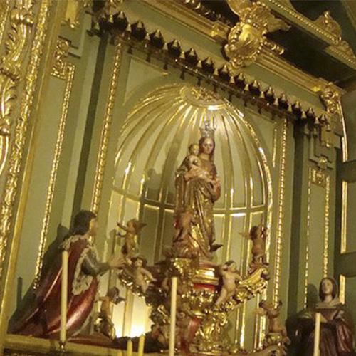 Capilla de la Virgen de los Reyes